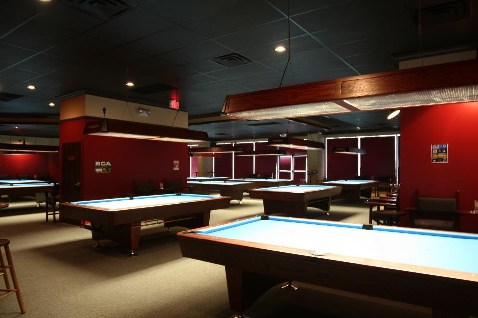 Lilve Music Venue Blue Fox Billiards Winchester VA